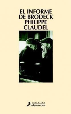 El informe de Brodeck - Philippe Claudel