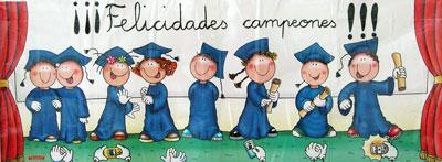 Graduación Infantil (5 años)